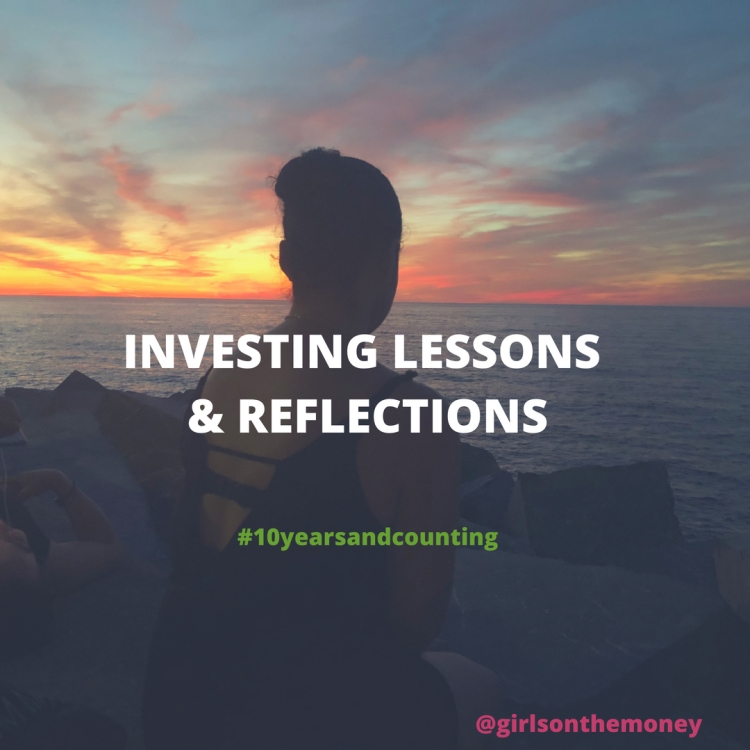 Investing Lessons & refleCtions