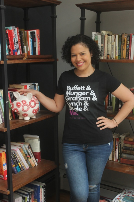 Buffet and munger shirt + piggy