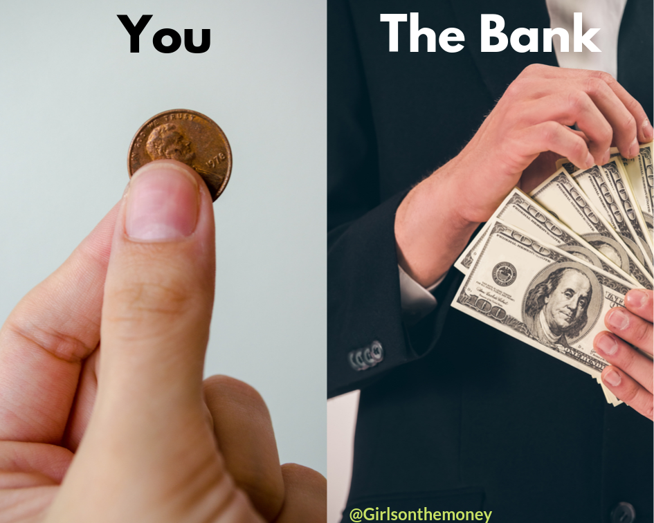 You Vs The Bank