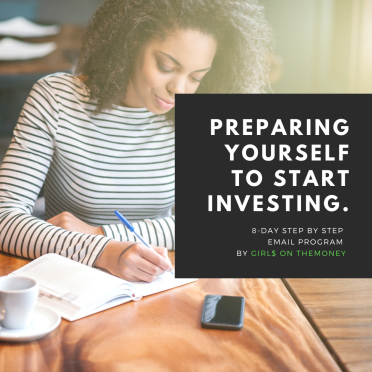 preparing yourself to start investing.
