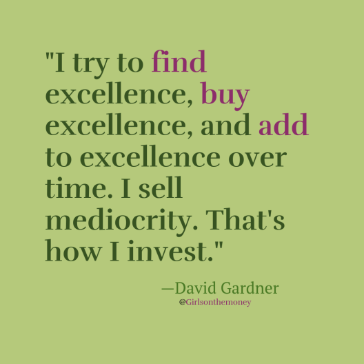 David Gardner | Add to Winners
